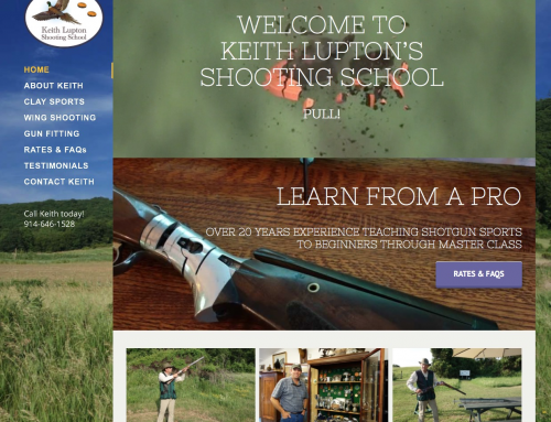 Keith Lupton Shooting School
